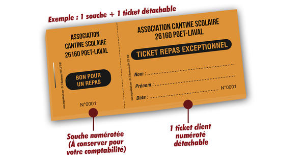Association Et Ticket Restaurant