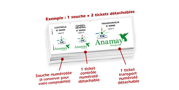 Billetterie Anamay